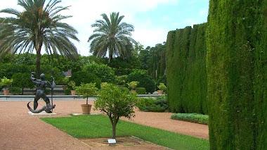 El Jardín de las Hespérides, las ninfas del atardecer