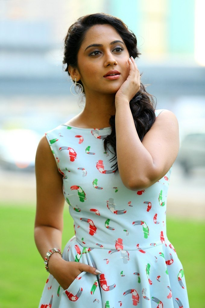 Actress Miya George in Ungarala Rambabu Movie Stills