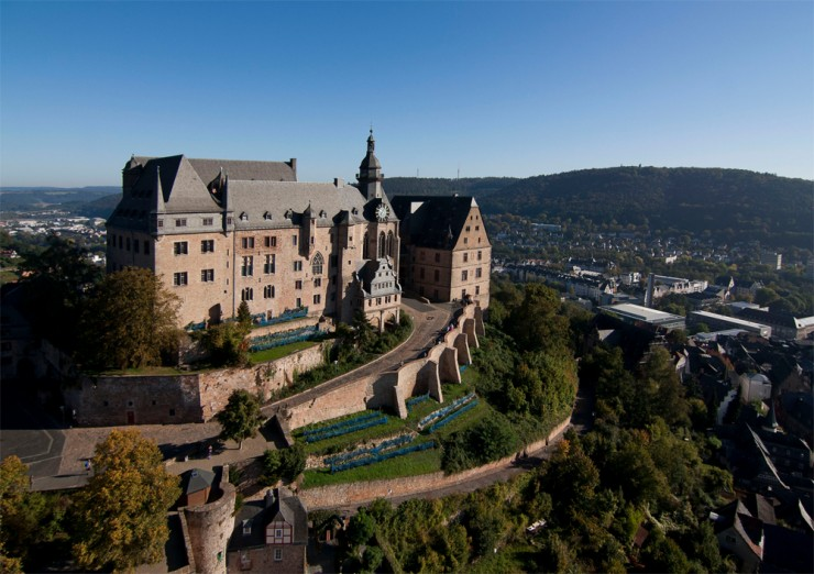Top 11 Ancient Towns and Villages - Marburg, Germany