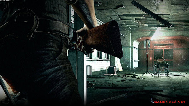 The Evil Within Gameplay Screenshot 3