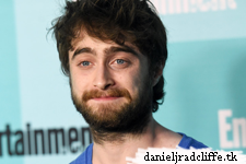 Updated: Daniel Radcliffe attends Entertainment Weekly's San Diego Comic-Con 2015 Party