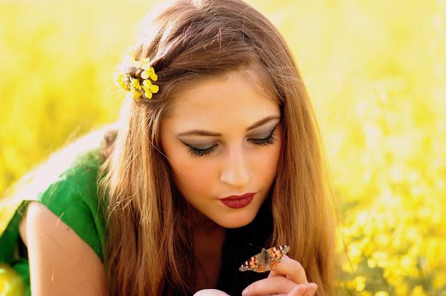 Como deve se comportar uma garota cristã, garota cristã, blog da Mi, por Milene Oliveira