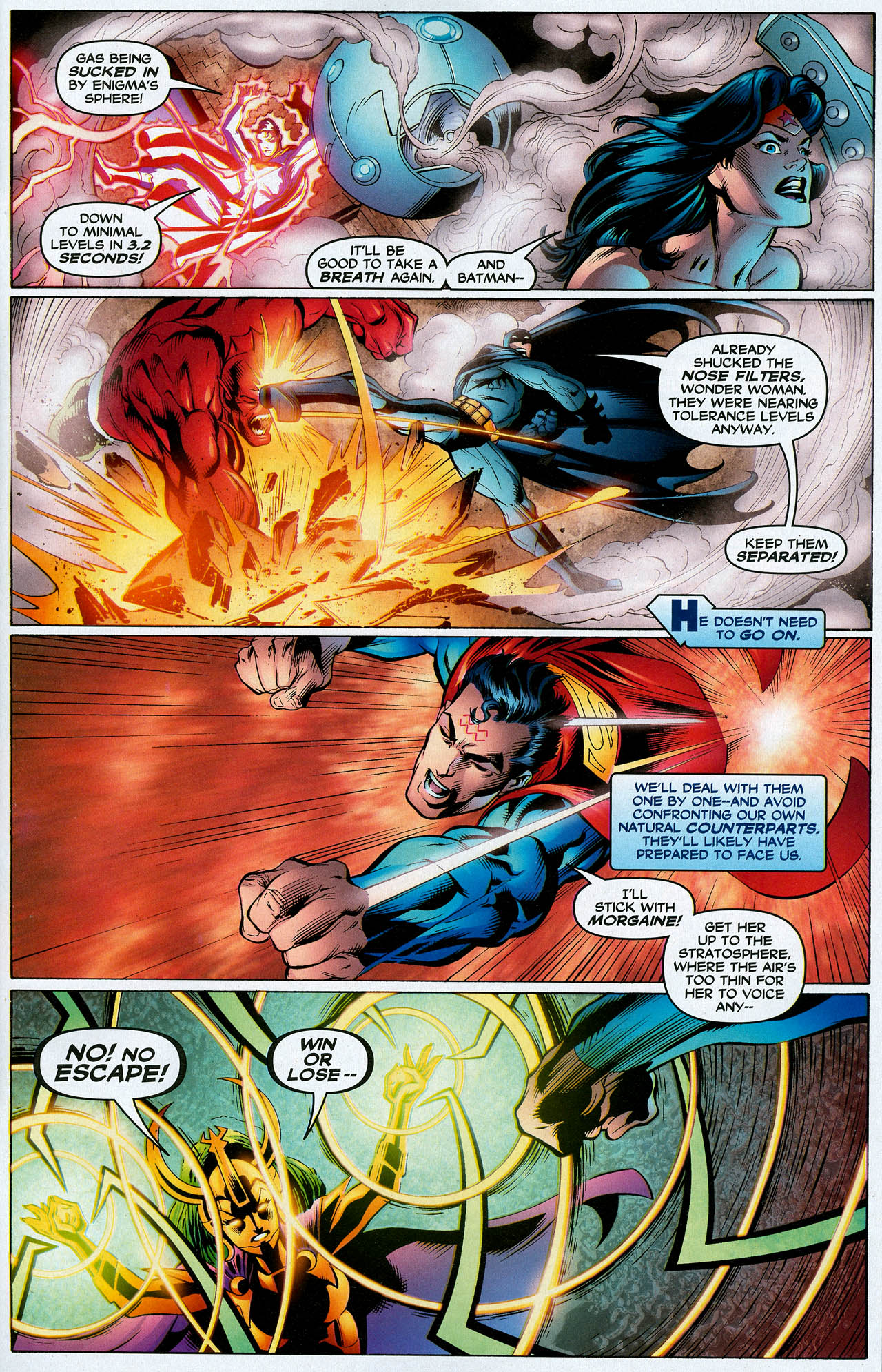 Read online Trinity (2008) comic -  Issue #16 - 5