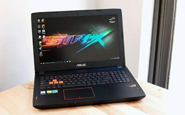 Qual Notebook Gamer Comprar: Asus ROG Zephyrus GX501
