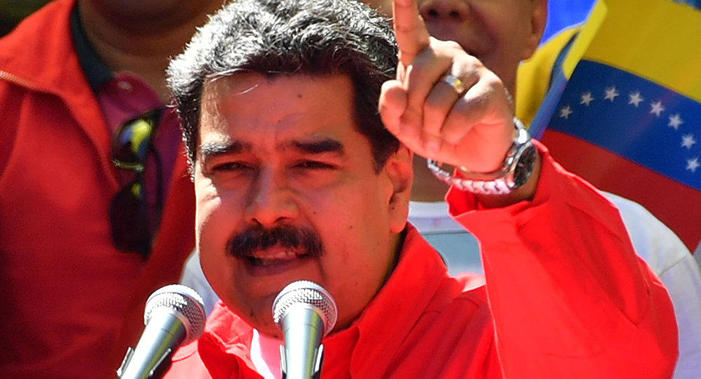 Maduro: Venezuela combate soberanamente el intento de golpe de Estado