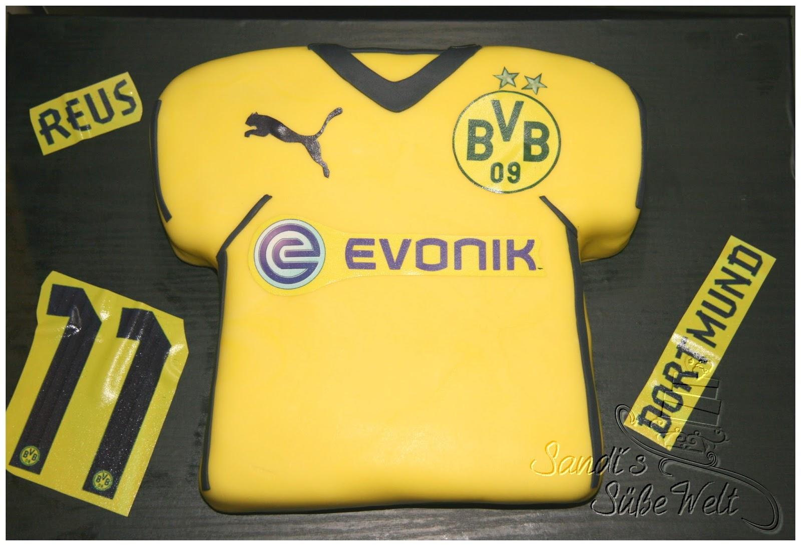 Sandi S Susse Welt Borussia Dortmund Trikot