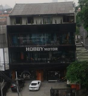[Review] Hobby Motor, Importir CBU Motor Berkapasitas 50cc Hingga 1300cc