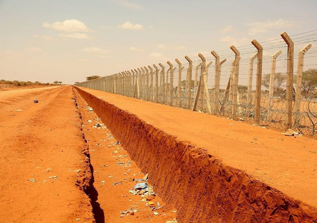 Kenya  is Also Building a Border Wall like United States of America