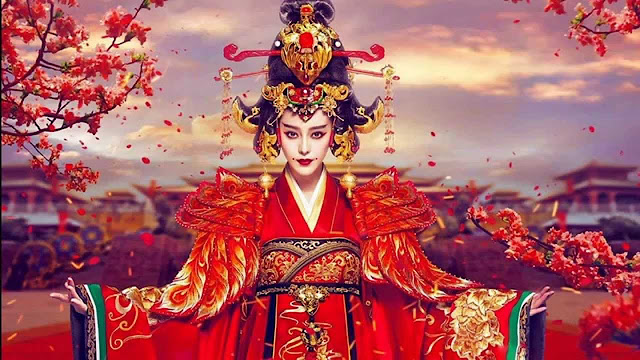 EMPRESS OF CHINA dan Karya Lain Anchee Min