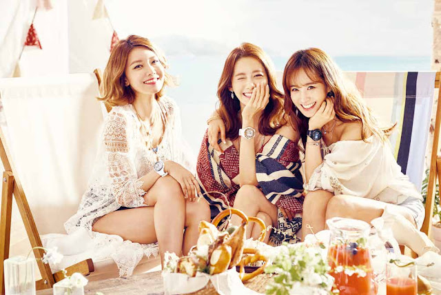 Casio Opens Official Baby-G Website Featuring Girls' Generation ...