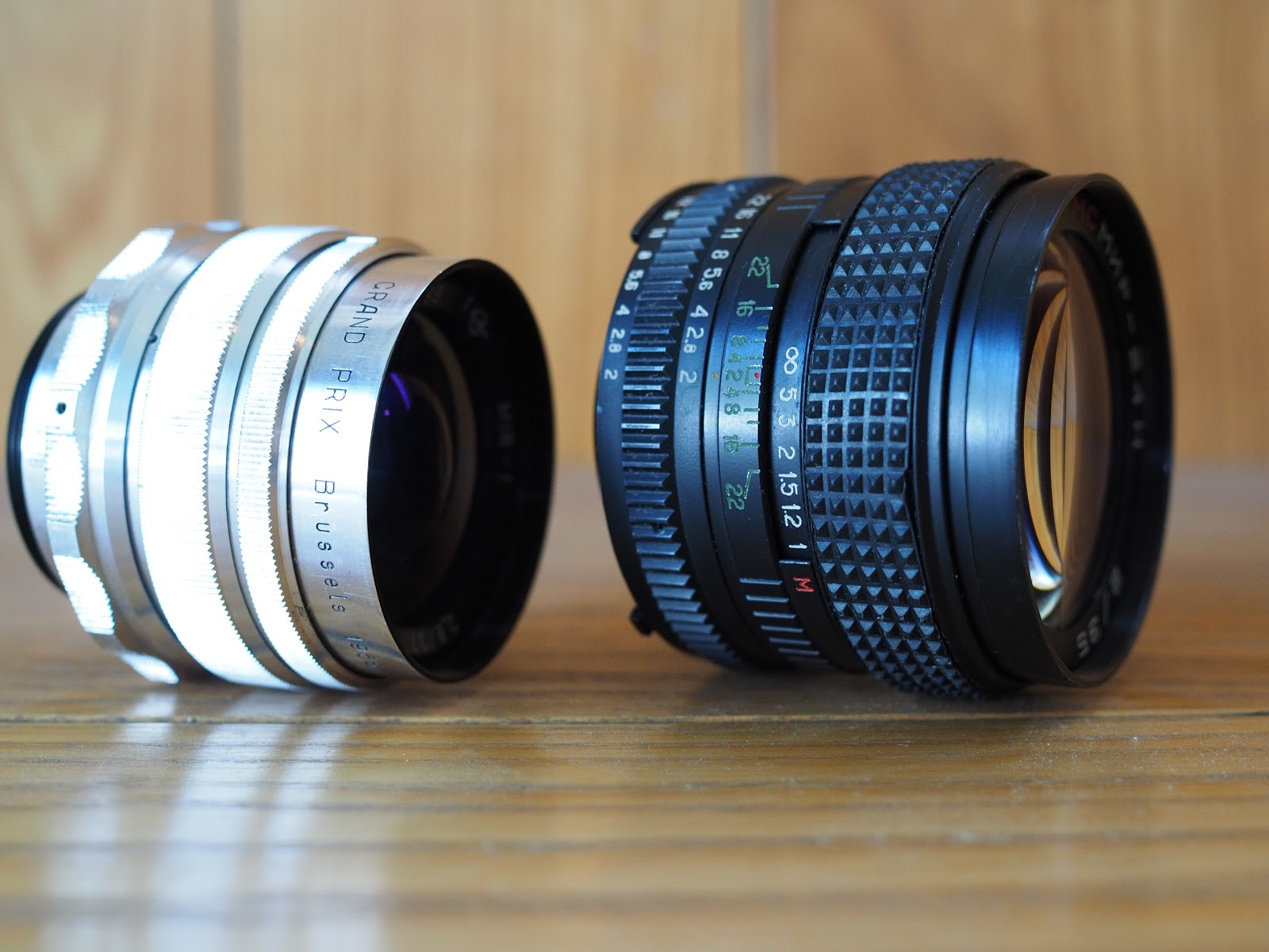 Phil Are Go Vintage Russian Lens Test Mir On The Wall Petzval 85 F 22 Bokeh Control Brass Also Old Lenses Almost Never Have Any Plastic Them Theyre All Metal And A Satisfying Weight To