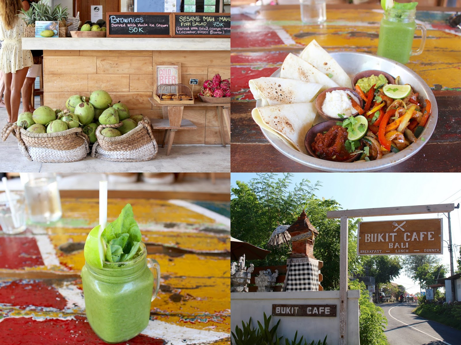 Bali Food Guide