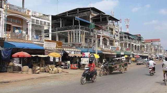 Kampot Camboya
