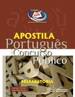 Apostila Matérias para Concursos Públicos.