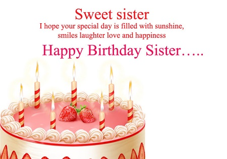 Happy Bday Wallpaper With Quotes Download 45 Hd Happy Birthday Sisters Images Pictures