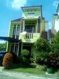 Villa Murah 5 Kamar Tidur Dekat Paralayang Kota Batu