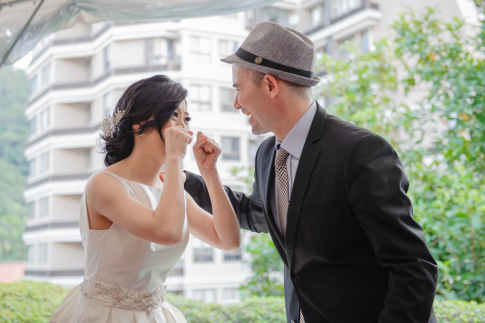 婚禮攝影、婚攝推薦、婚禮紀錄、婚攝小動、北投春天酒店