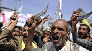 Pemberontak Syiah Houtsi Lakukan 180 Pelanggaran di Hudaidah