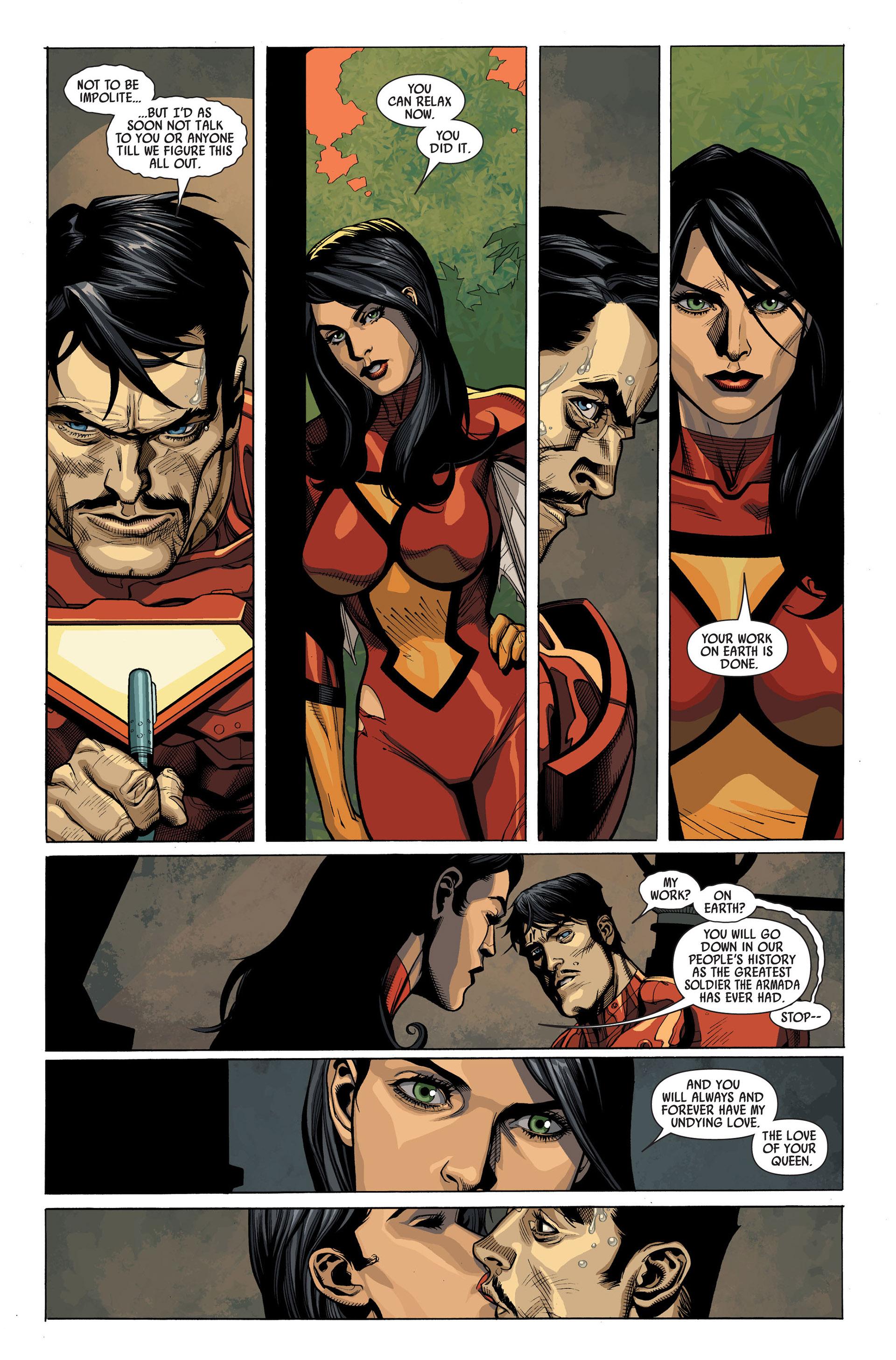 Read online Secret Invasion comic -  Issue #3 - 14