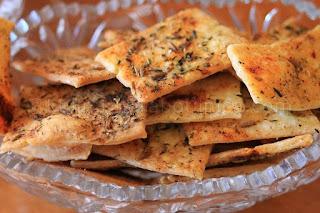 Домашни крекери - рецепта