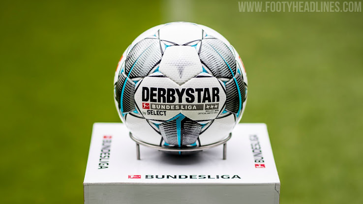 Derbystar Bundesliga 19 20 Ball Released Footy Headlines