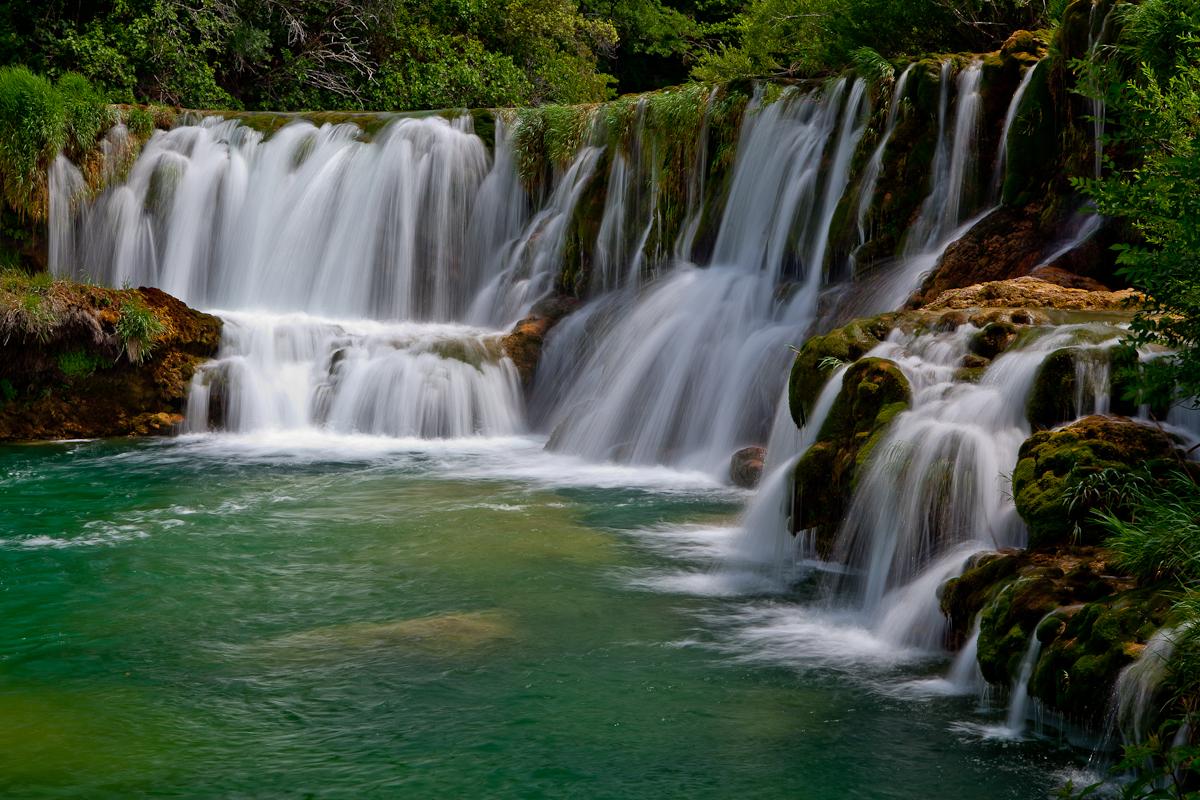 PhotoTrip: Krka Waterfalls