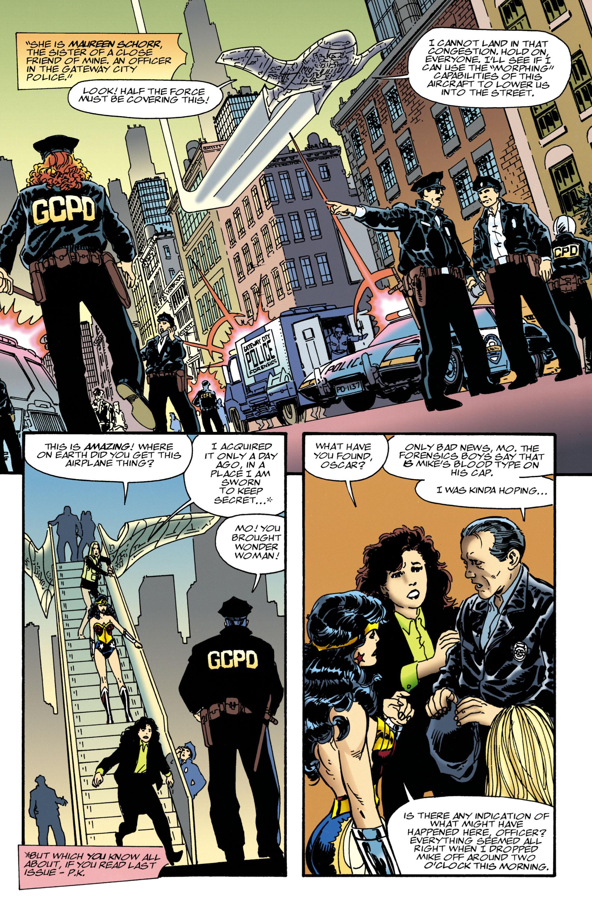 Read online Wonder Woman (1987) comic -  Issue #118 - 6
