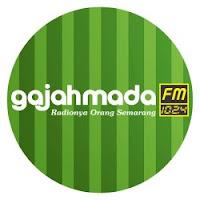 Gajahmada FM 102.4 radionya orang Semarang