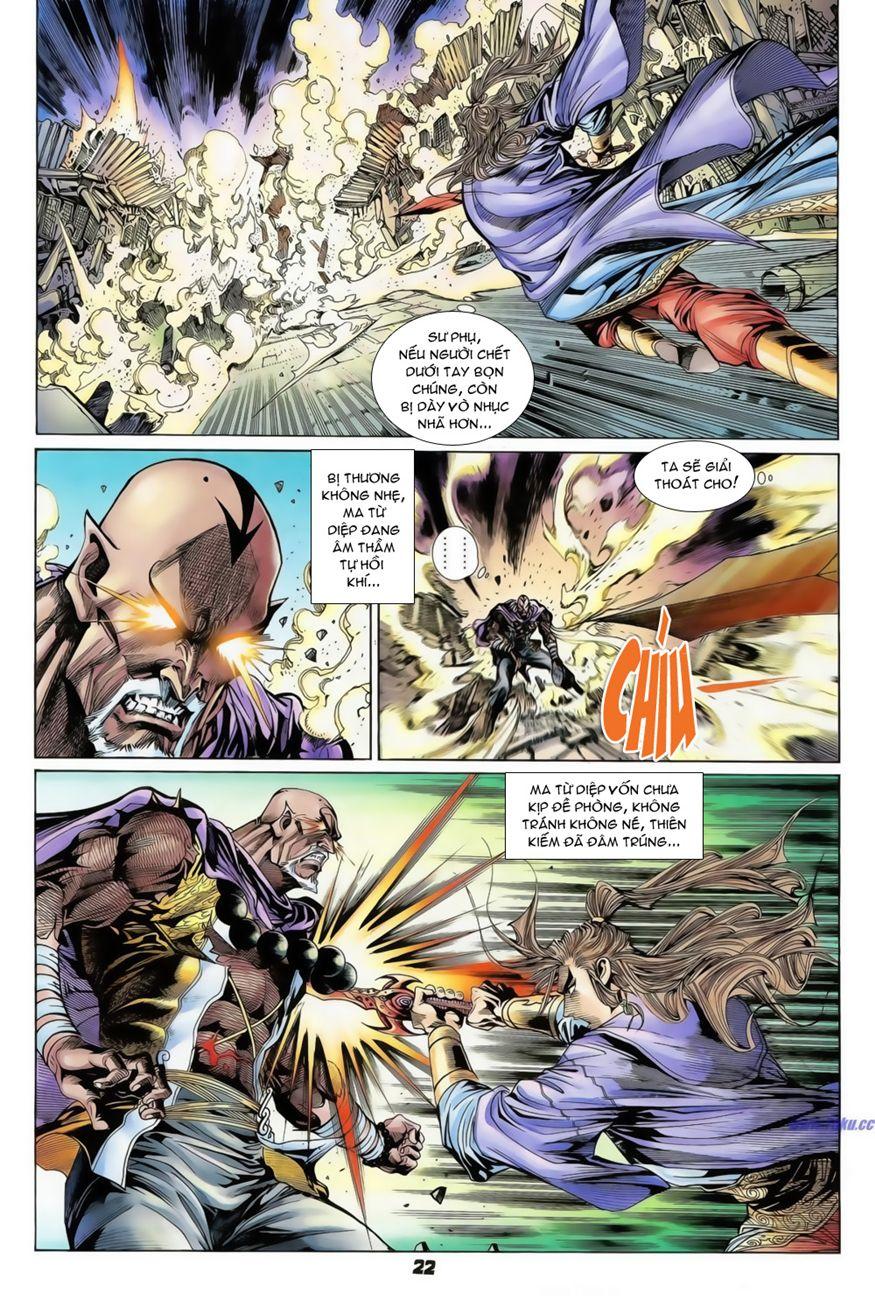 Đại Đường Uy Long chapter 77 trang 29