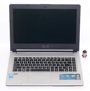Laptop Gaming ASUS A46CM Core i5 Di Malang