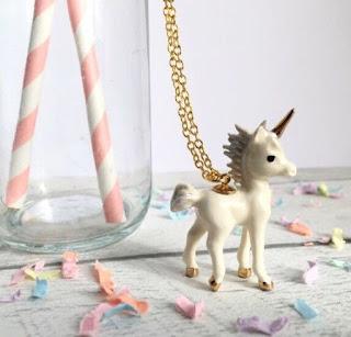 unicorn kolye