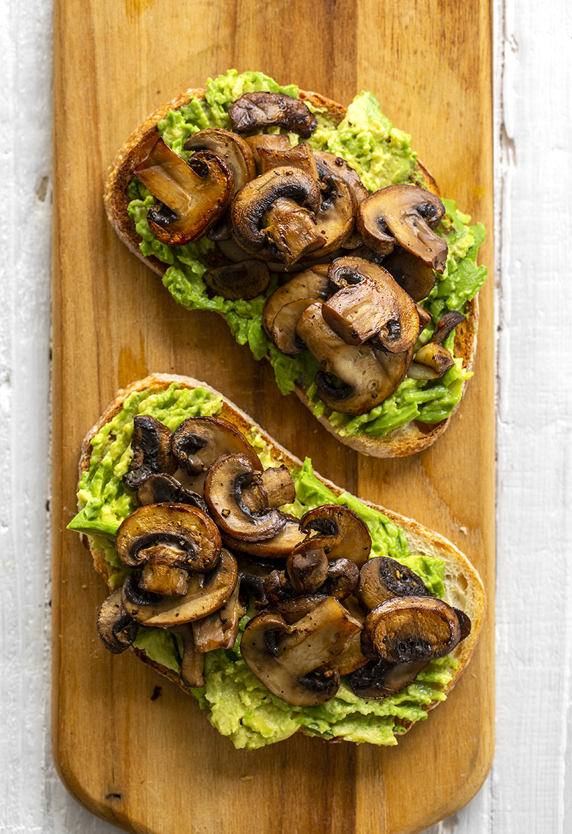20 Delicious Avocado Toast Recipes 40