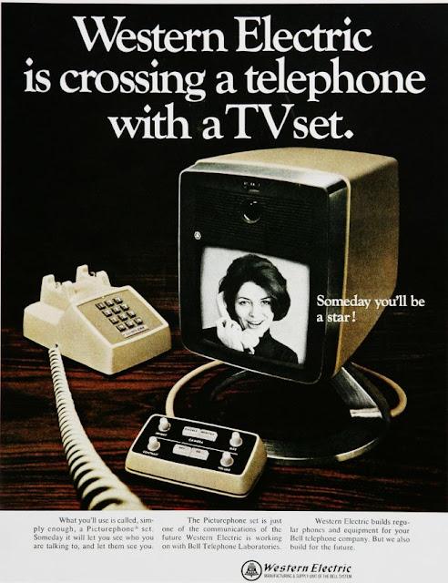 Antiguos anuncios futuristas - Retrofuturismo