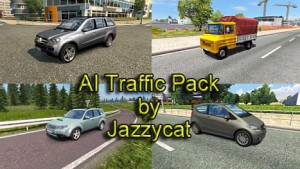 Jazzycat – AI Traffic Pack 4.0
