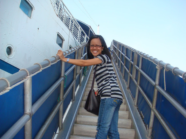 MV Doulos Ship in Manila 2010