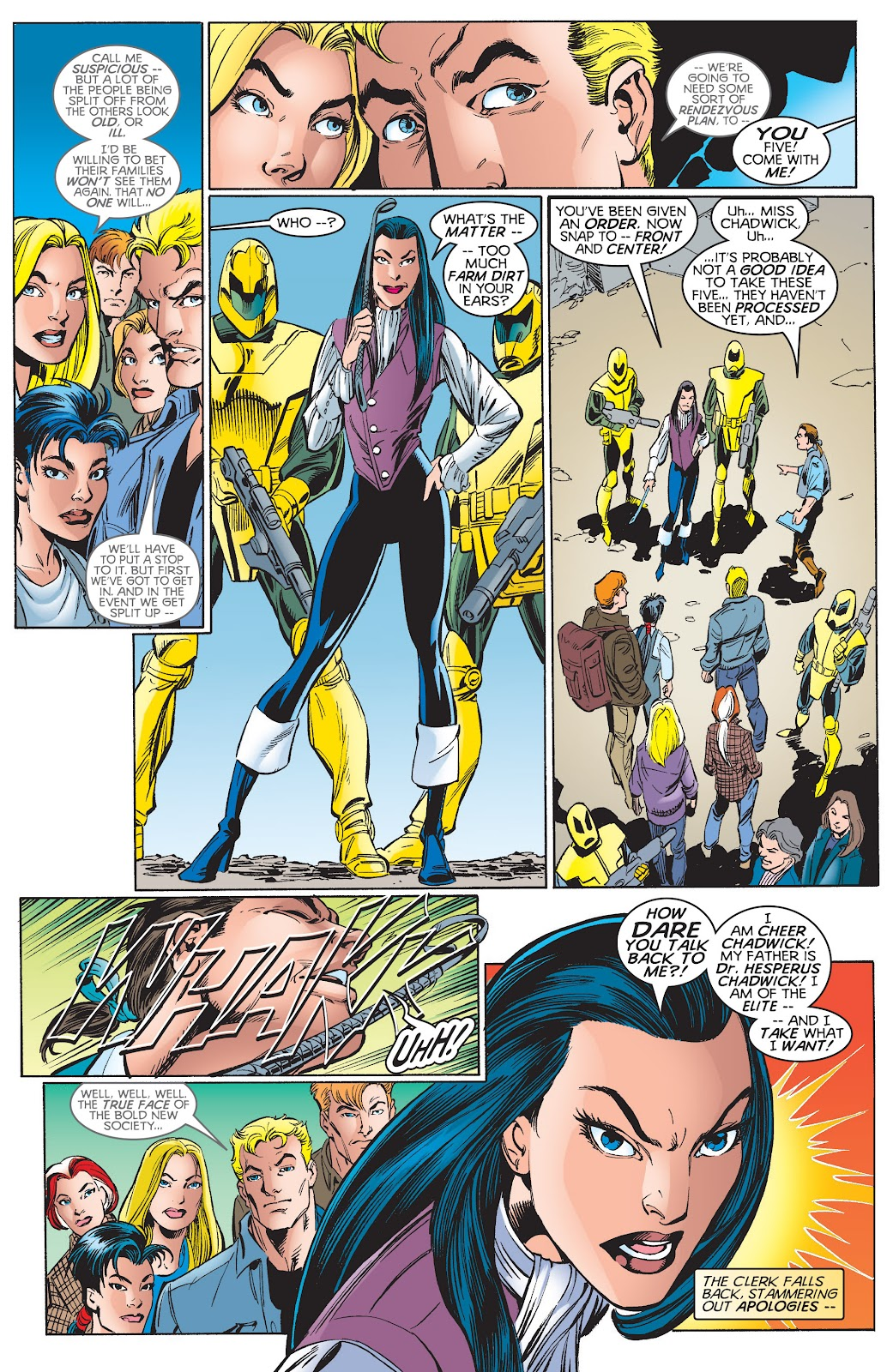 Read online Hawkeye & The Thunderbolts comic -  Issue # TPB 1 (Part 3) - 15