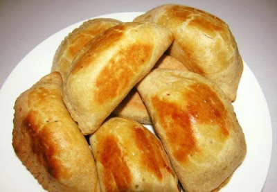 How to bake Nigerian meat pie on a stove