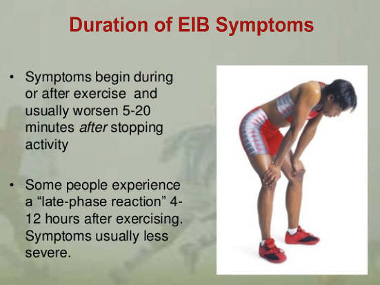 Exercise Induced Bronchospasm