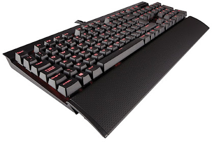 Corsair K70 LUX red