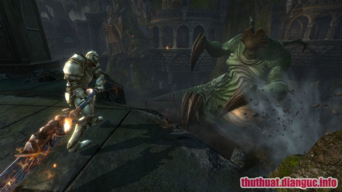 Game Kingdoms of Amalur: Reckoning full key download