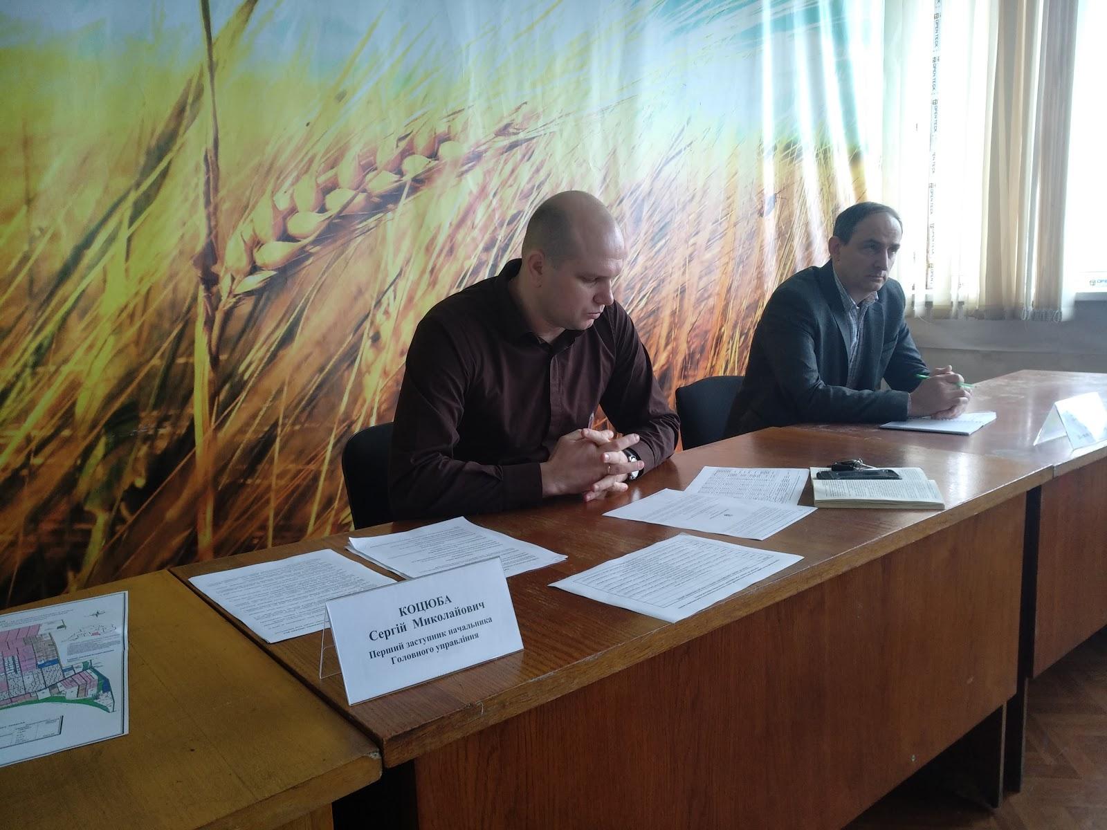 На Миколаївщині обговорили урядові ініціативи щодо передачі повноважень з розпорядження сільськогосподарськими землями об'єднаним територіальним громадам