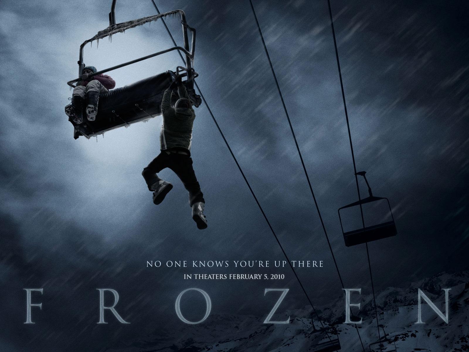 Muerte En La Montana: Historias De Terror: Frozen, Muerte En La Montaña, Bajo Cero