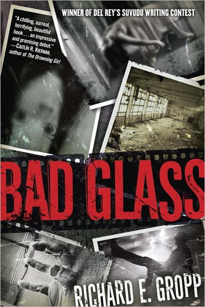 Interview with Richard E. Gropp, author of Bad Glass, and Giveaway