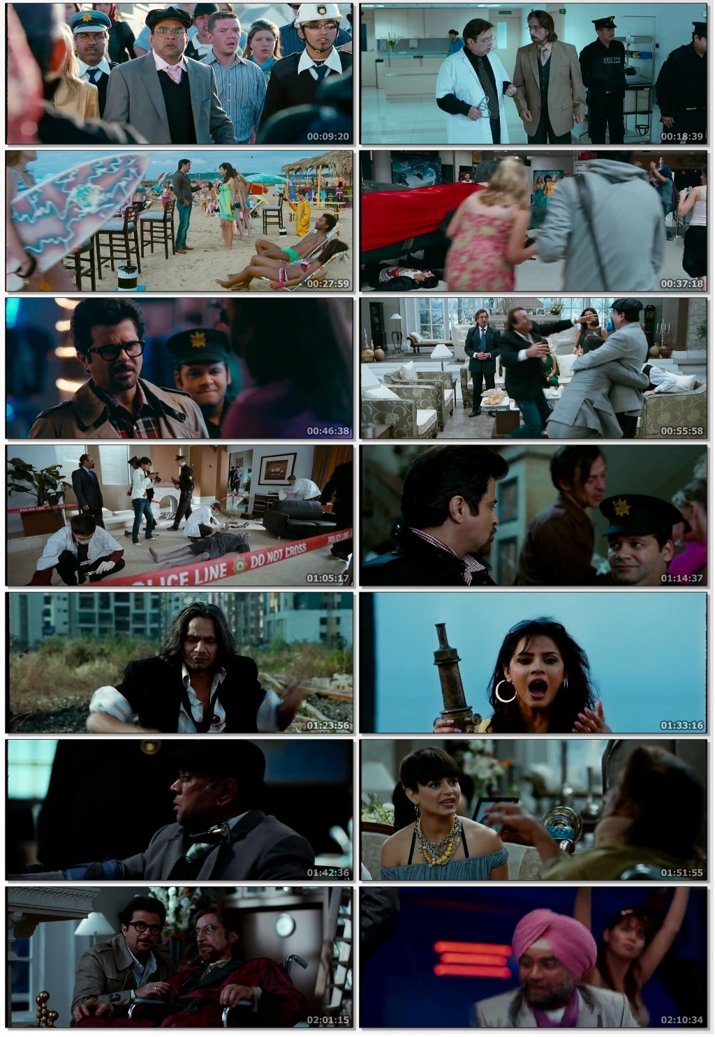 No Problem (2010) Hindi Movie 450MB WEBRip 480p x264 Free Download