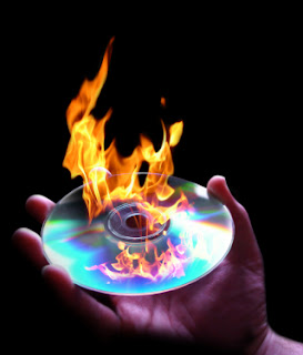 Burn a CD on Windows XP without using software