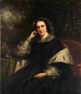 Американский женский портрет XVIII-XX век