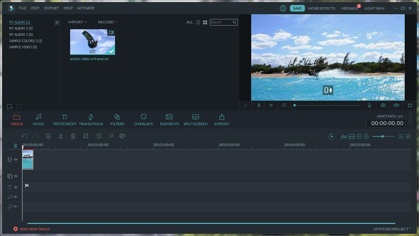 Wondershare Filmora - Best Video Editor