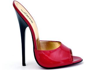sexy mule high heel sandals