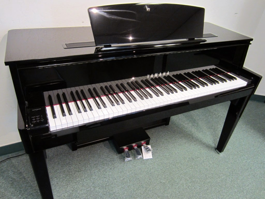 Yamaha N1 AvantGrand digital piano