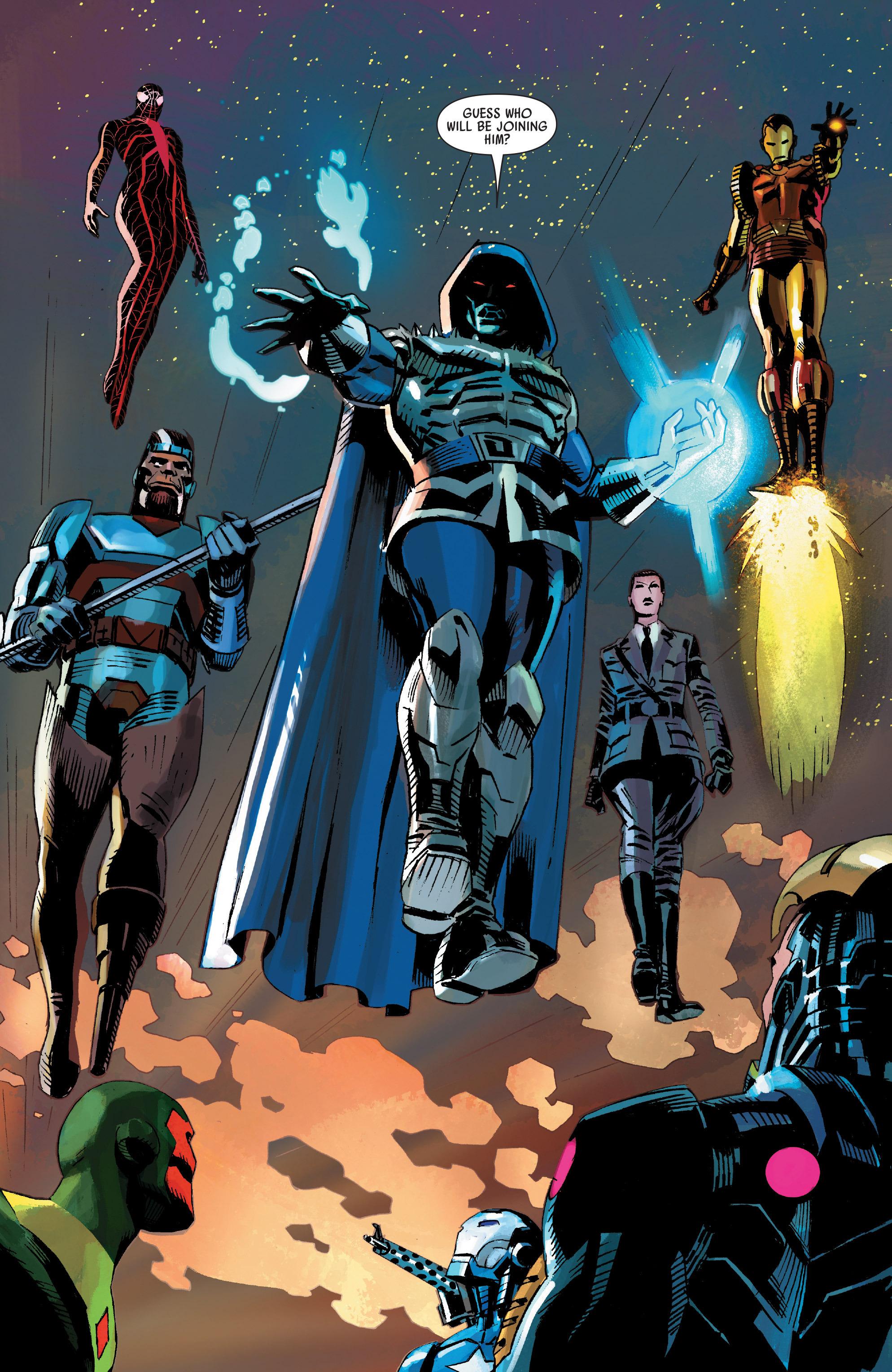 Read online Uncanny Avengers (2012) comic -  Issue #21 - 19